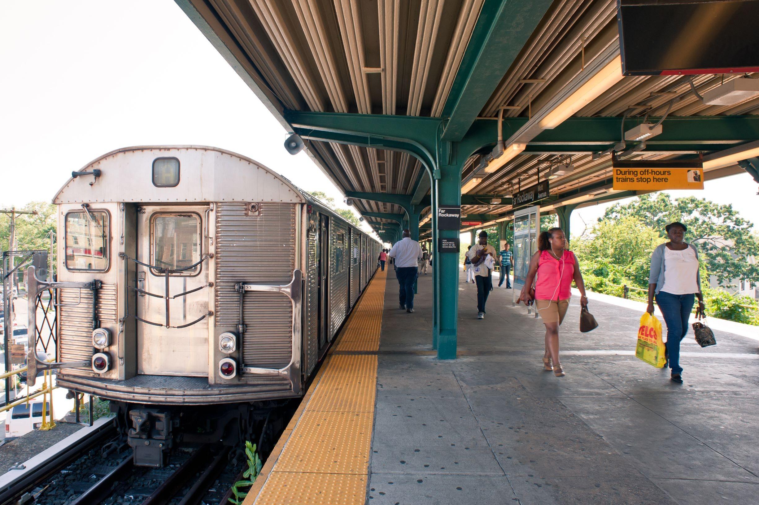 Komunikacja w Nowym Jorku, licencja: shutterstock/By pio3