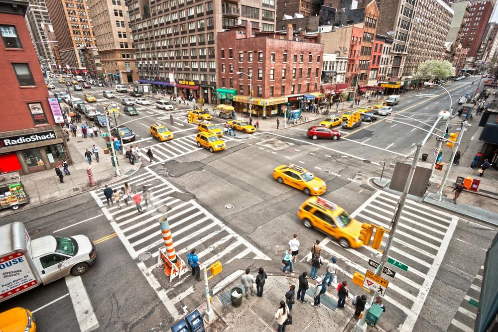 Nowy Jork tanio