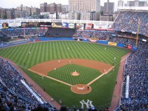 Yankee Stadium Field