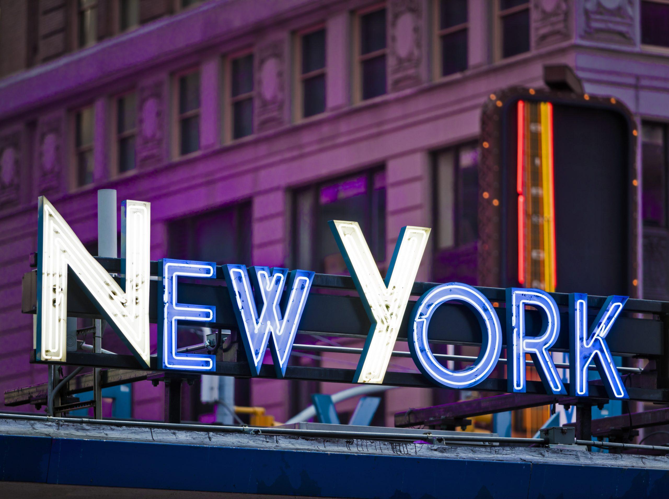 Wakacje w Nowym Jorku