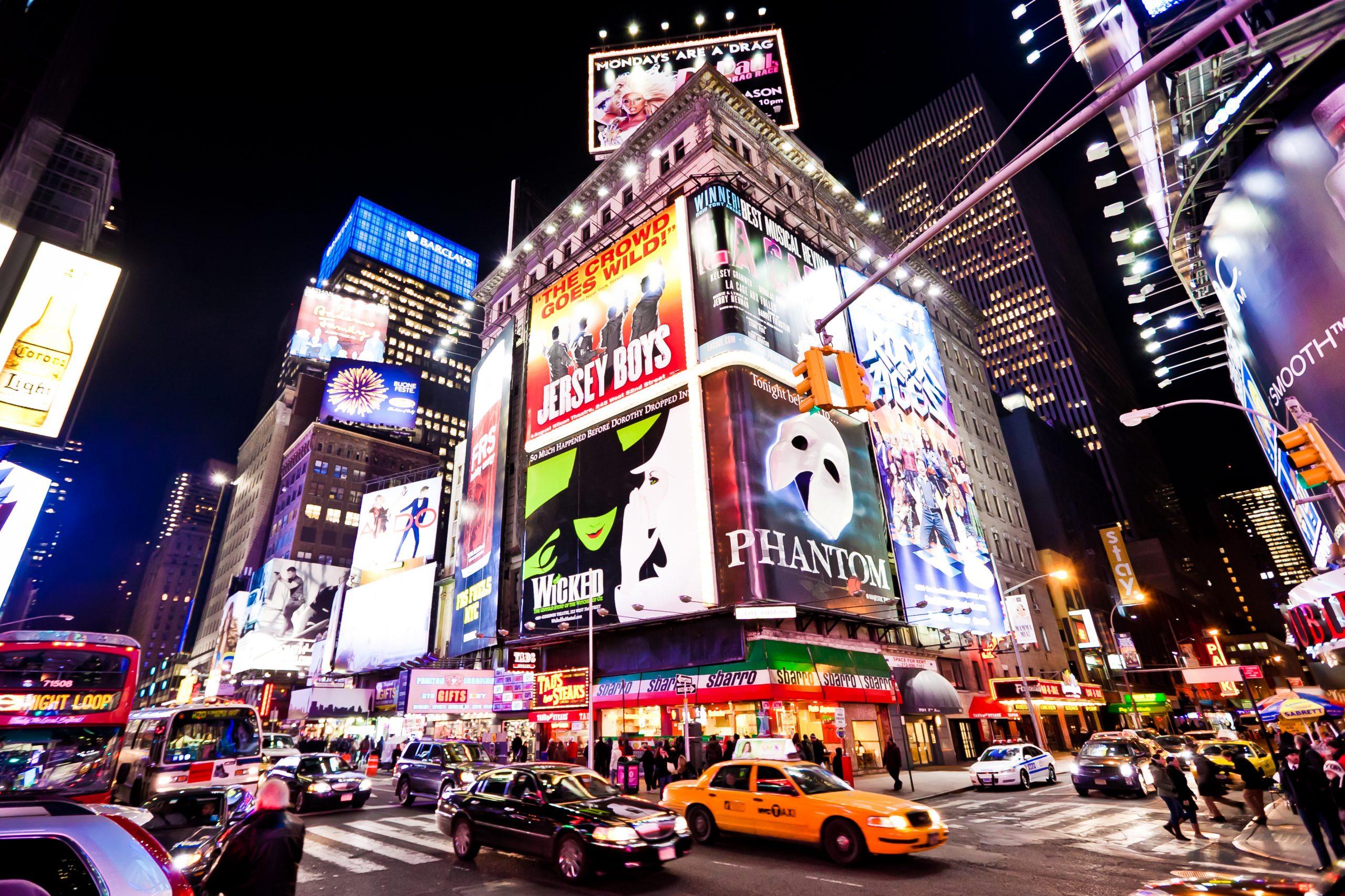 Komunikacja miejsak w Nowym Jorku