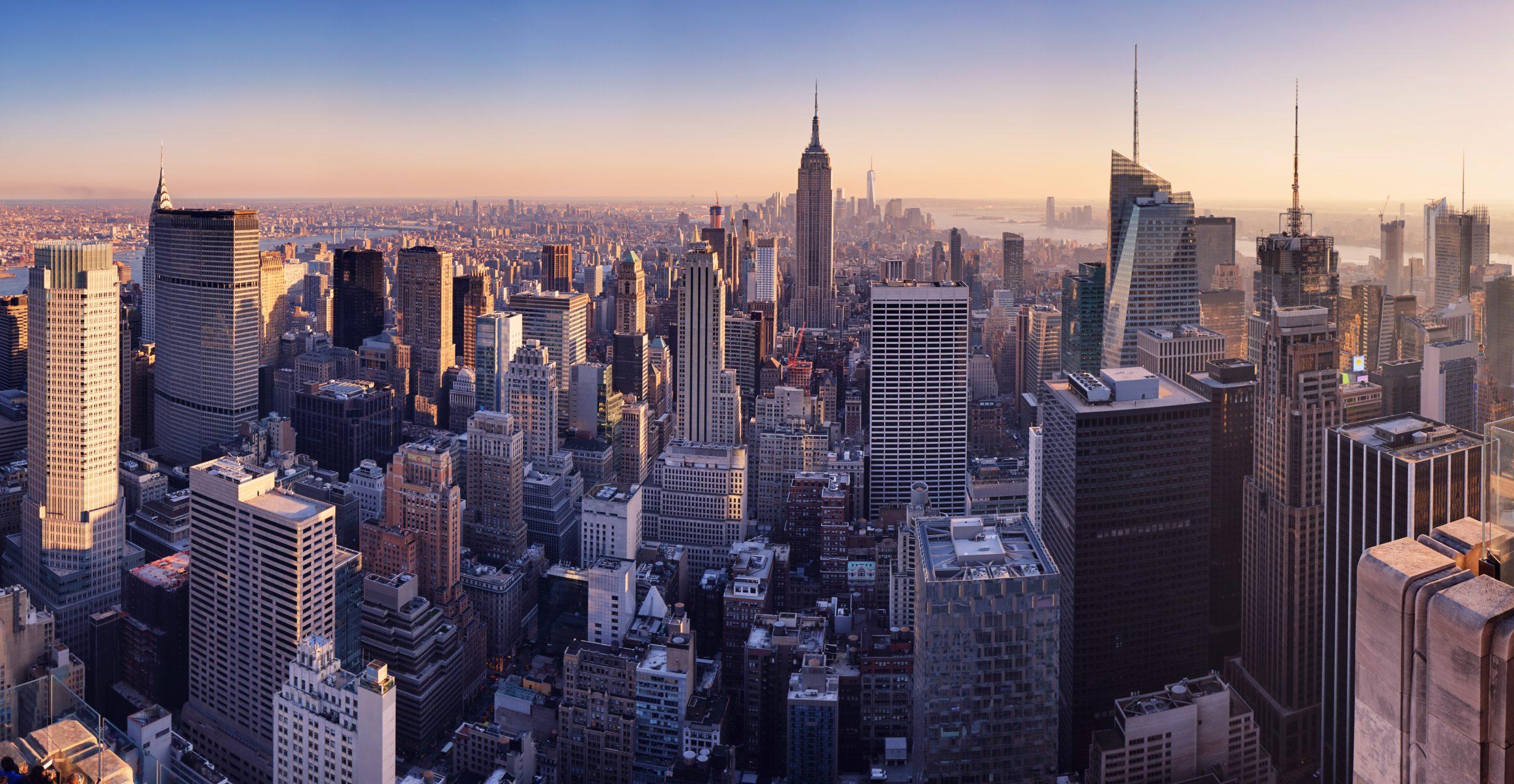 Punkty widokowe w Nowym Jorku