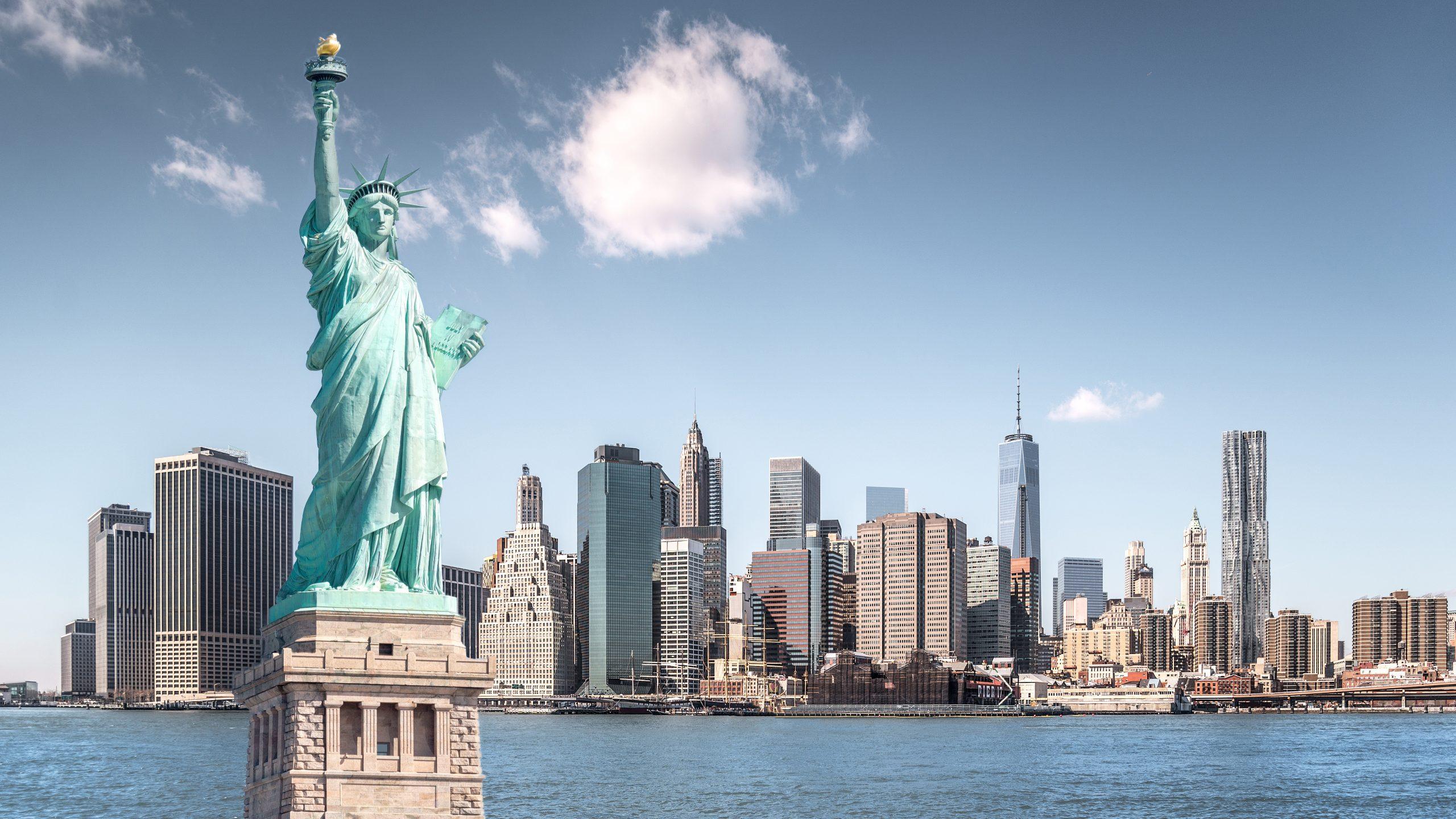 Atrakcje Nowego Jorku - Statua Wolności